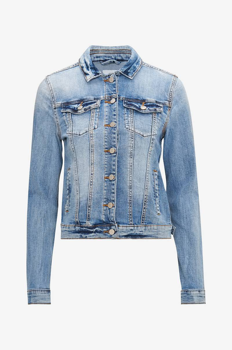 Jeansjacka ViShow Denim Jacket