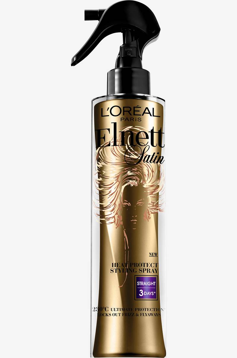 Elnett Heat Protection Straight 170ml