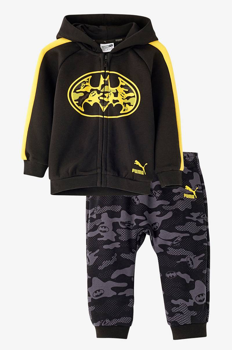 Joggingset Justice League Baby Hooded Jogger Set