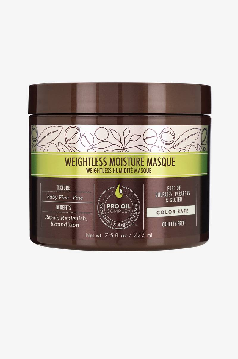 Professional Weightless Moisture Masque, 236 ml