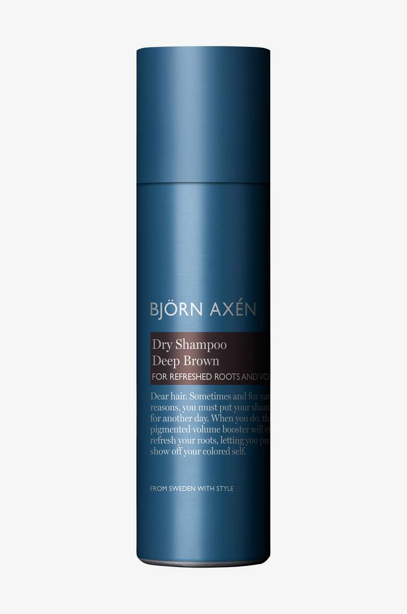 Dry Shampoo Deep Brown 200ml