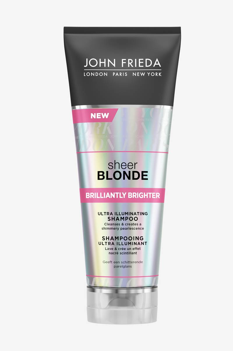 Brilliantly Brighter Shampoo 250ml Sheer Blonde