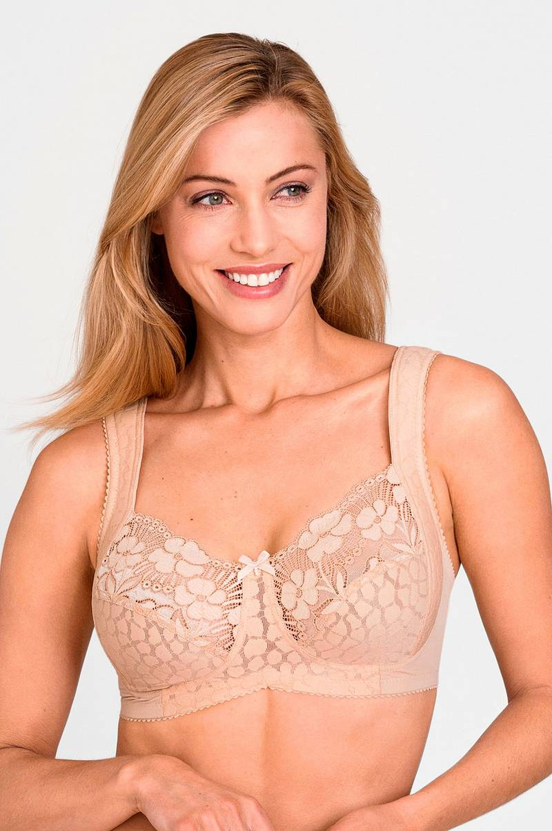Bh Soft Bra exclusive jacquard