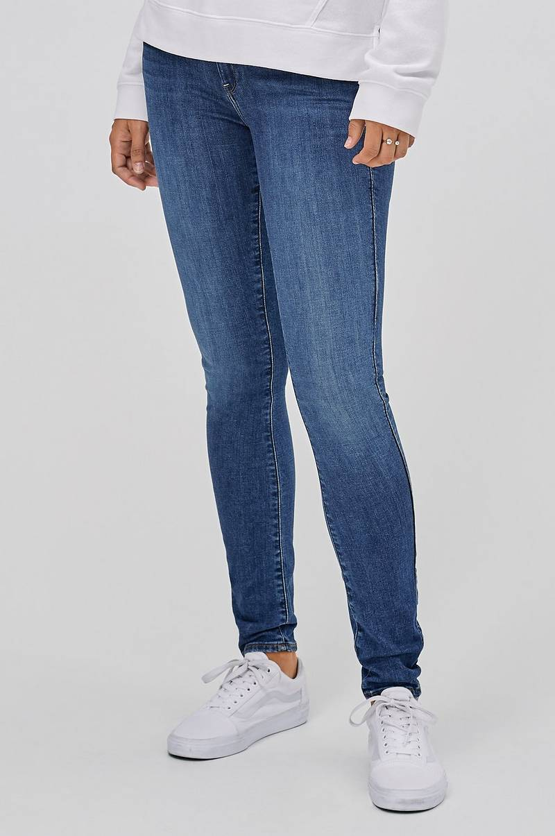 Jeans 3301 High Skinny Wmn NEW