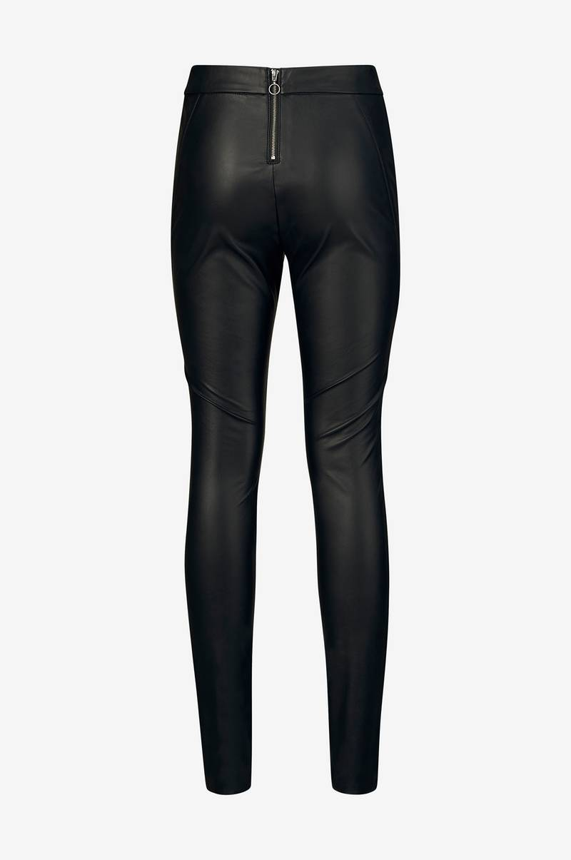 Leggings vmSevena NW Legg PU Stretch