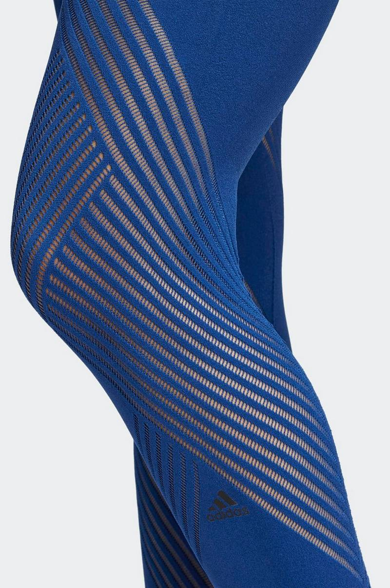 Träningstights Warp Knit High-Rise 7/8 Tights