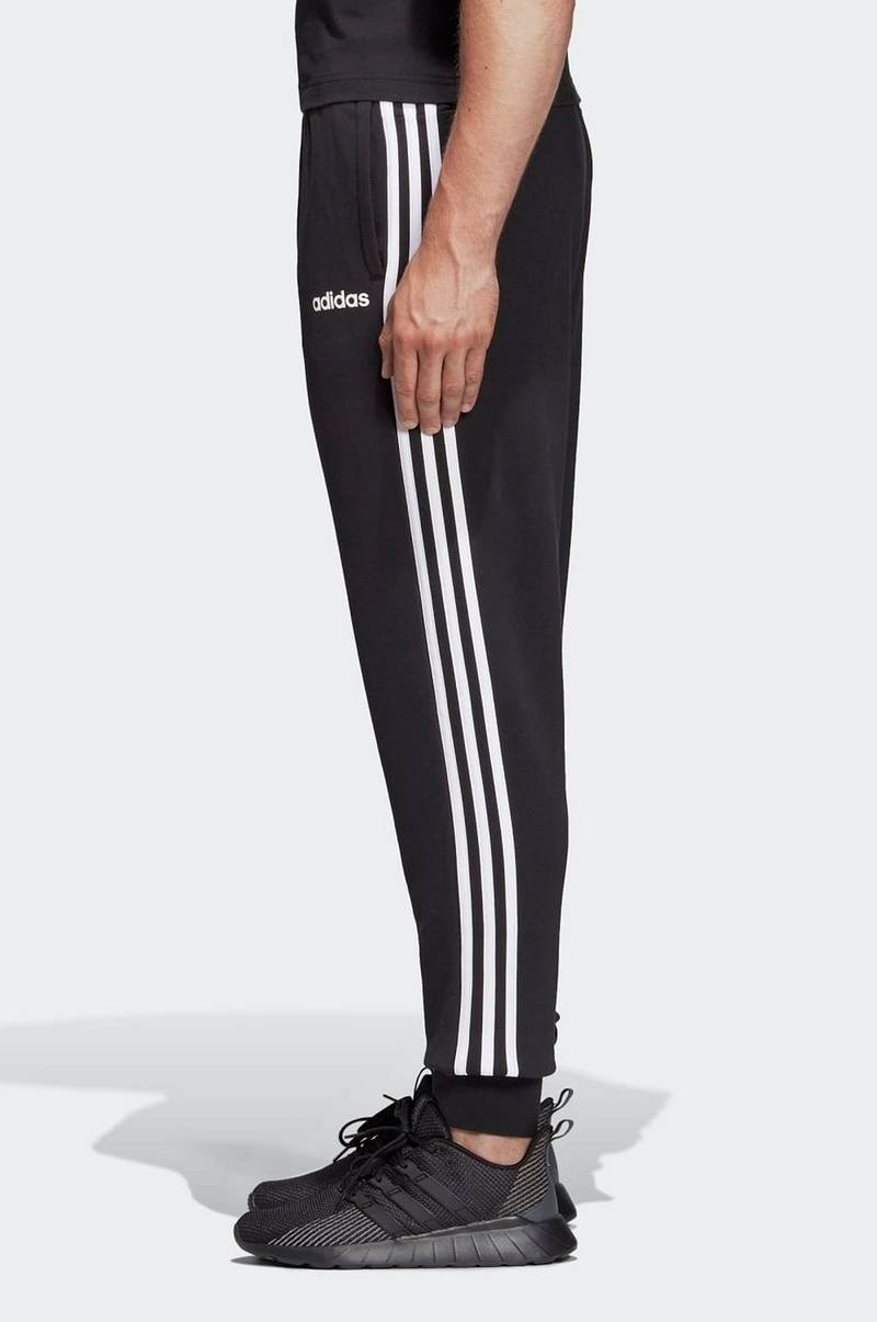 Träningsbyxor Essentials 3-stripes Tapered Cuffed Pants
