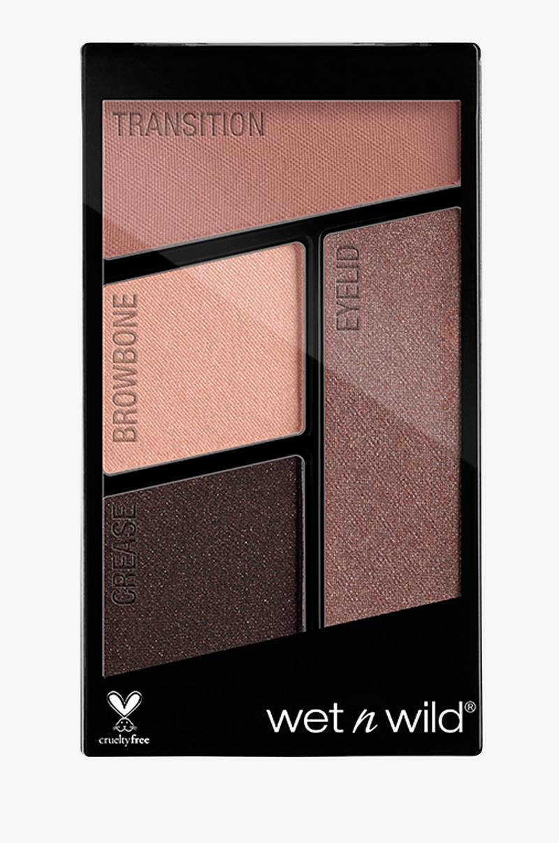 Color Icon Eyeshadow Quads 4 Pan Palette