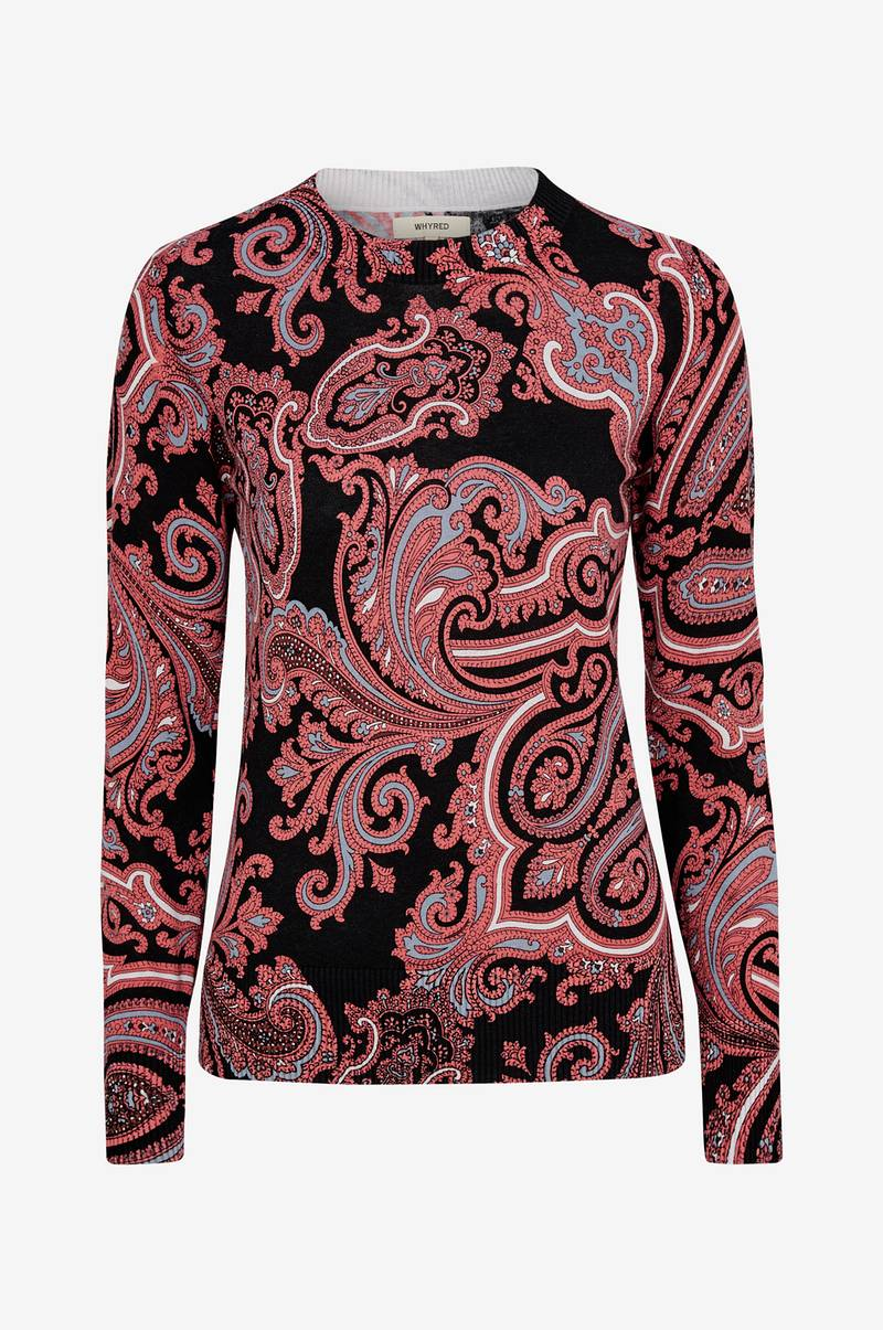 Brigid Sweater Paisley pusero