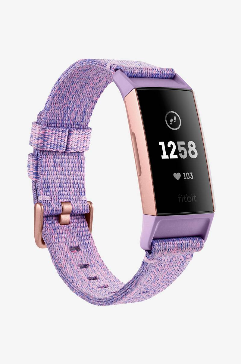 Charge 3 SE Lavender/Rose-Gold
