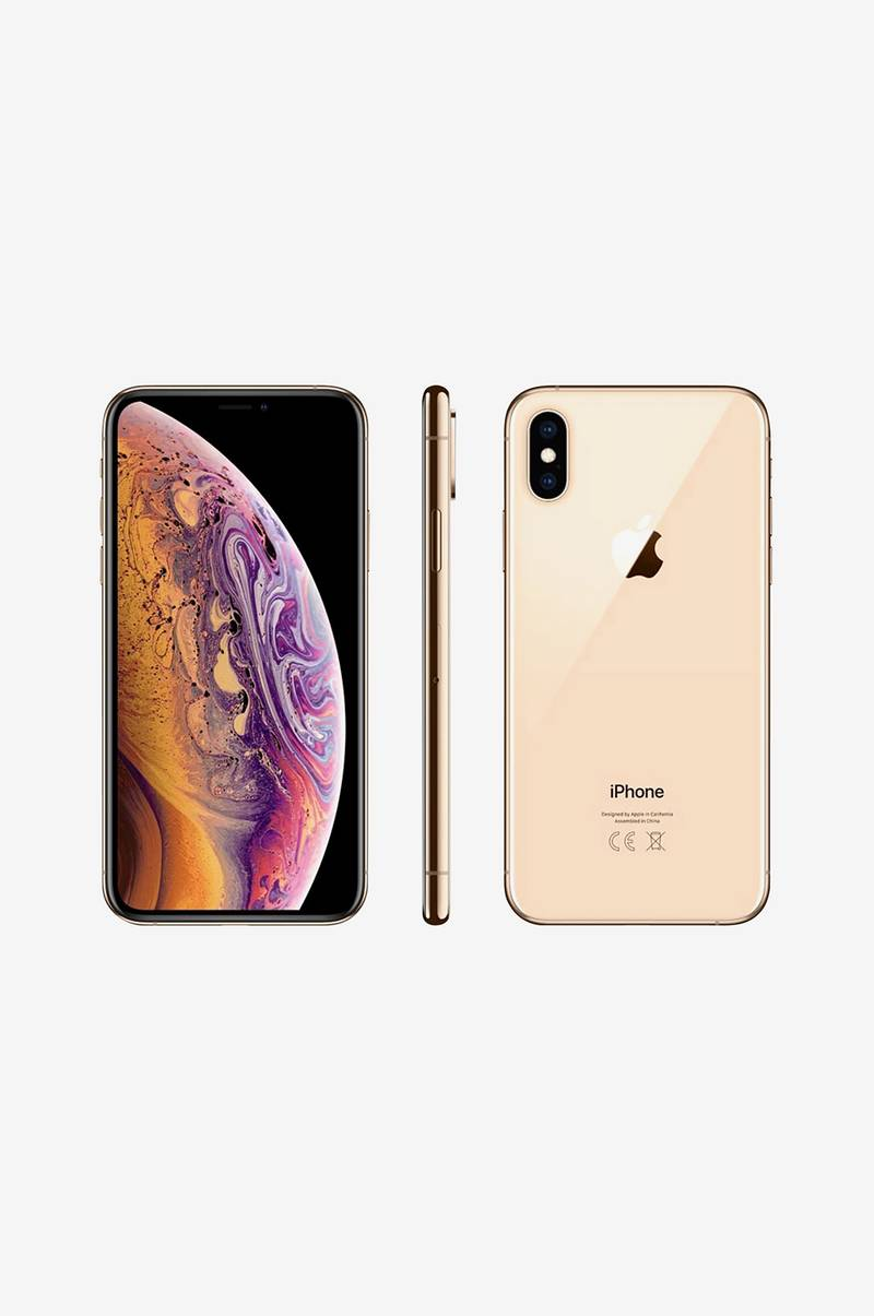iPhone XS 256 GB Gold MT9K2