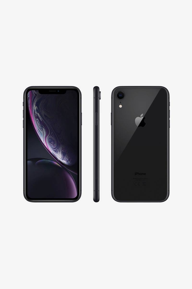 iPhone XR  64GB Black MRY42