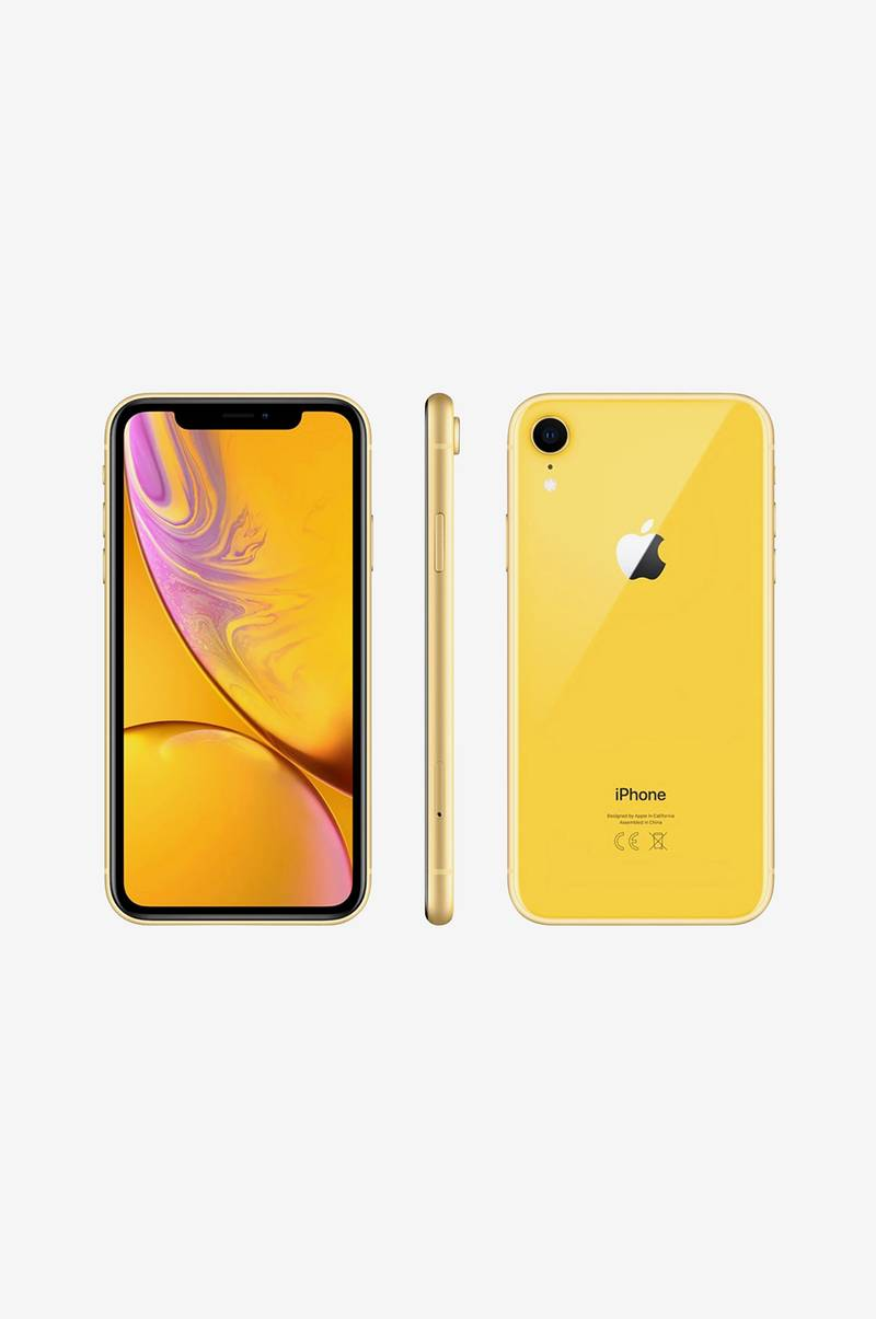 iPhone XR 64GB Yellow MRY72