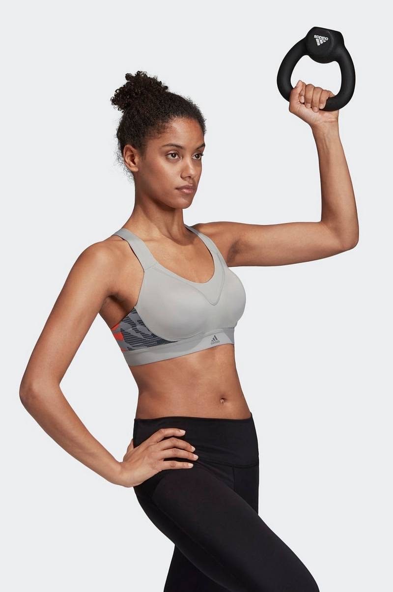 Sport-bh Stronger For It iteration Racer Bra