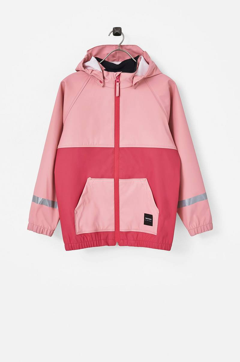 Regnjacka Kids Hood Rainjacket