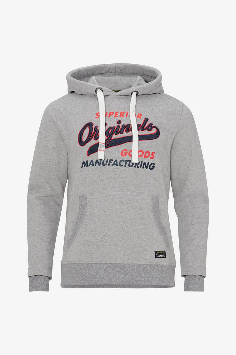 JorVarcity Sweat Hood  collegepusero