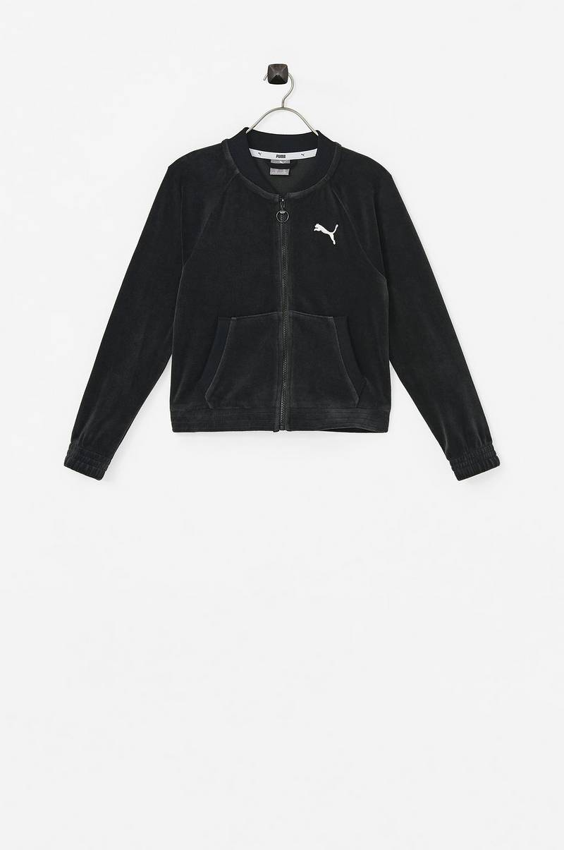 Sweatshirt Alpha Velvet Jacket