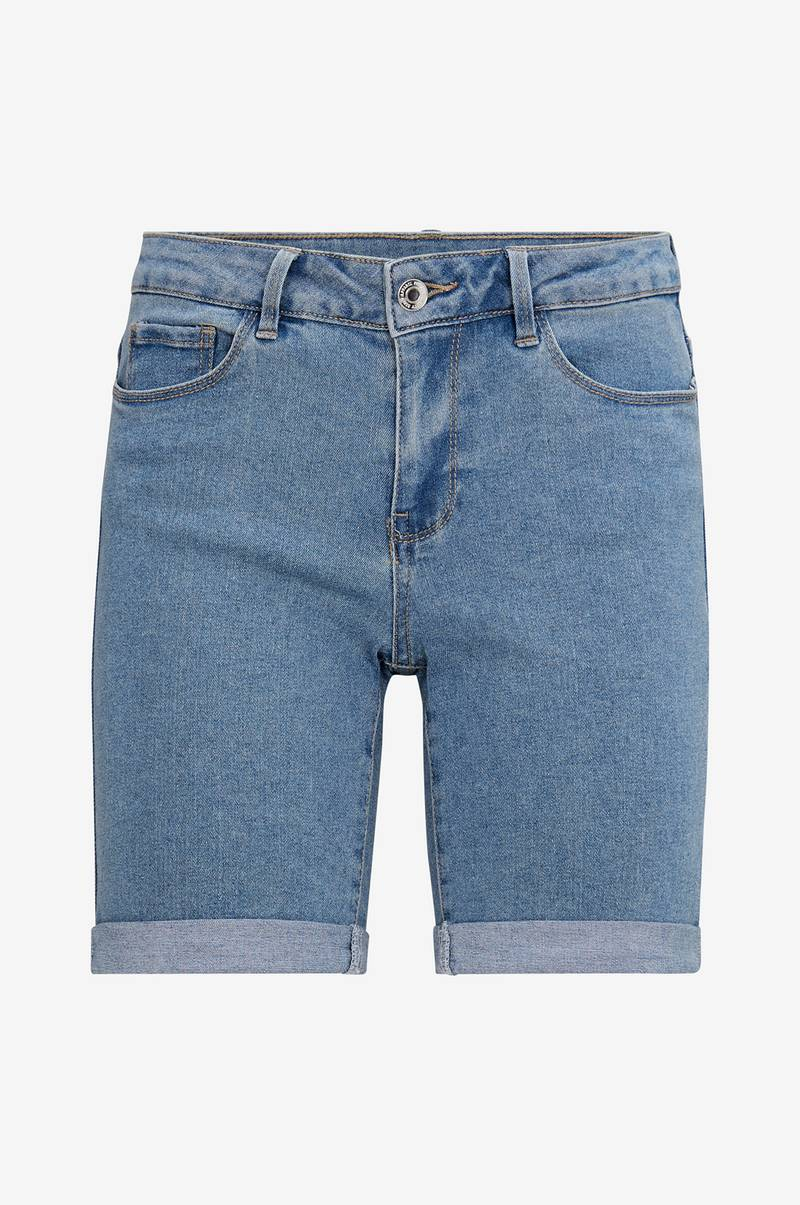 Denimshorts vmHot Seven Nw Dnm Long F Short