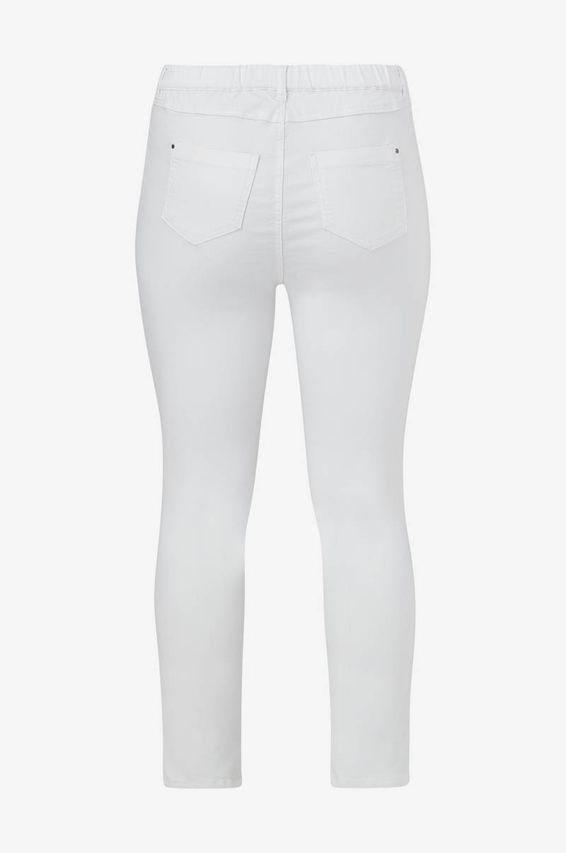 Jeansleggings med stretch