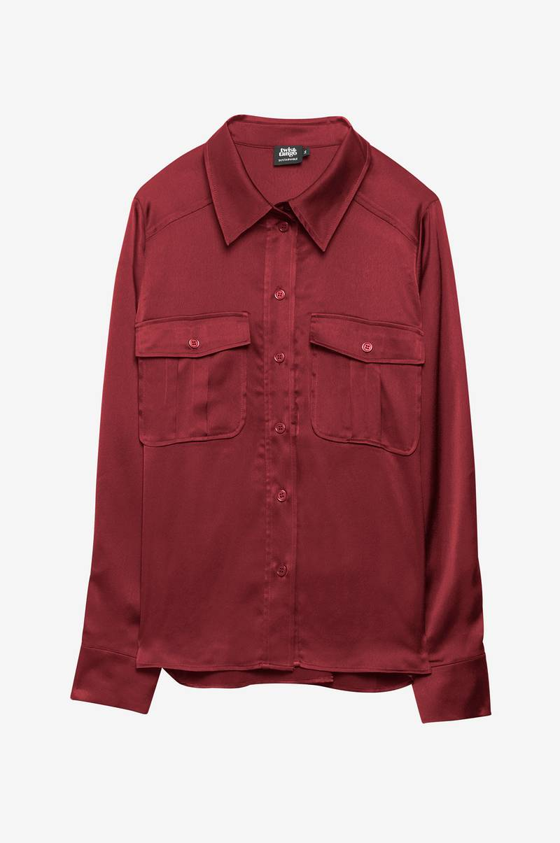 Paitapusero Penelope Pocket Shirt