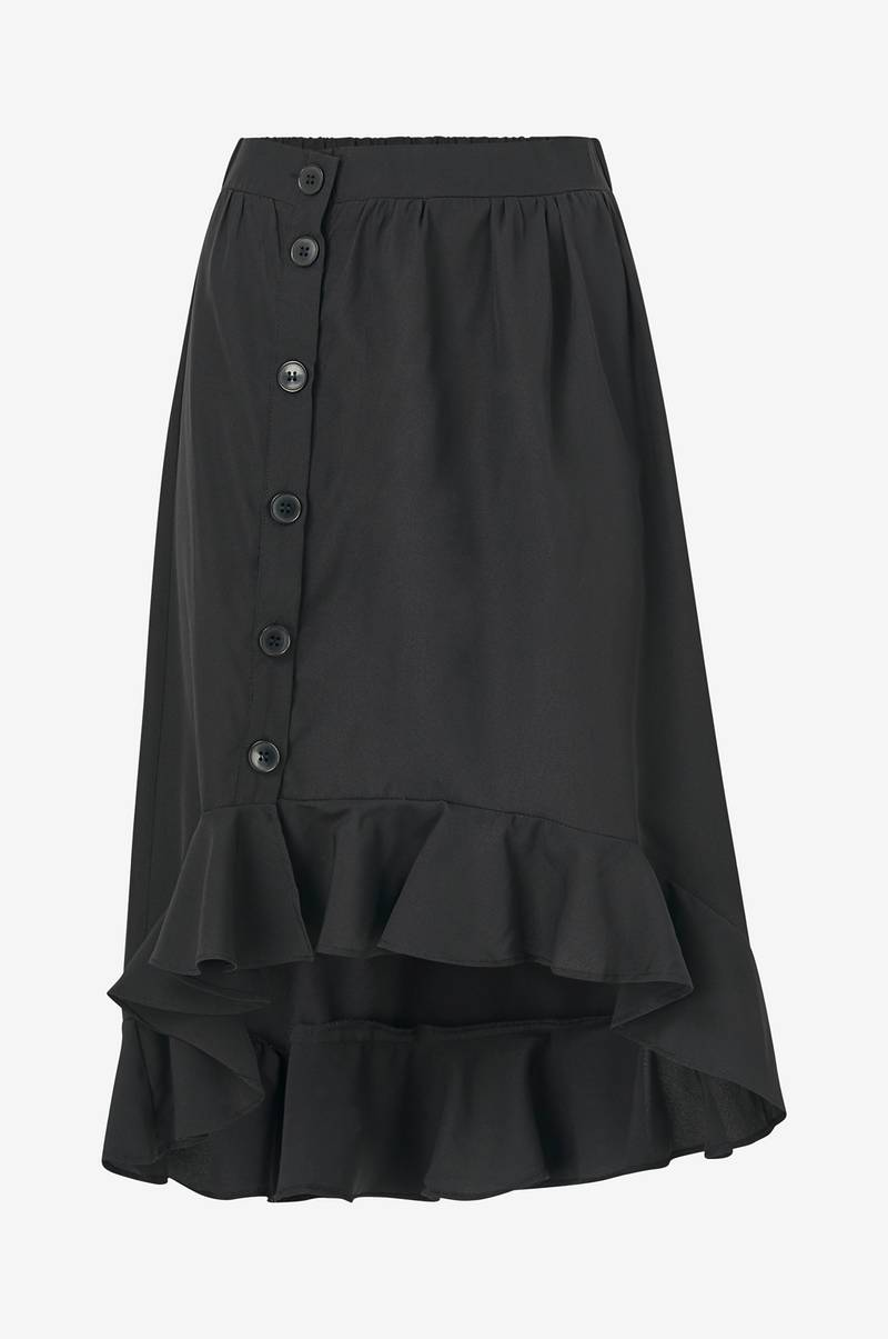 Hame onlVictoria Long Frill Skirt