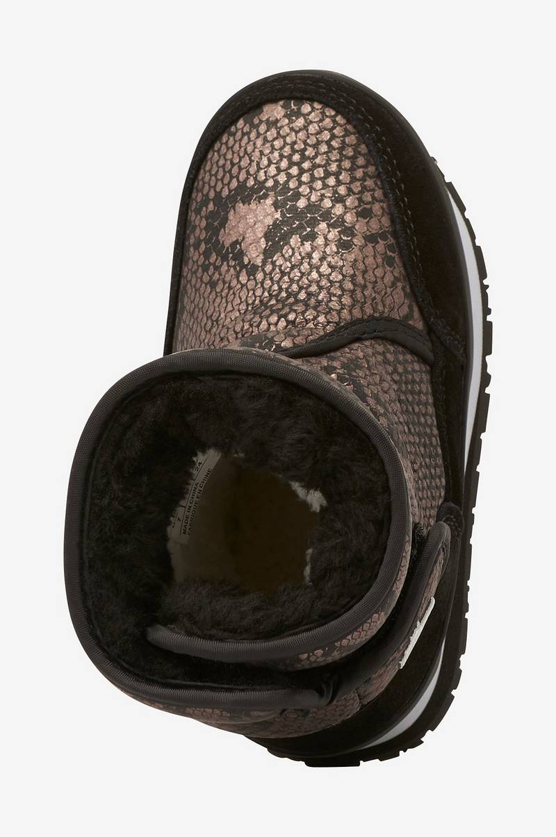 Vinterboots RD Faux Leather Snake PU Kids