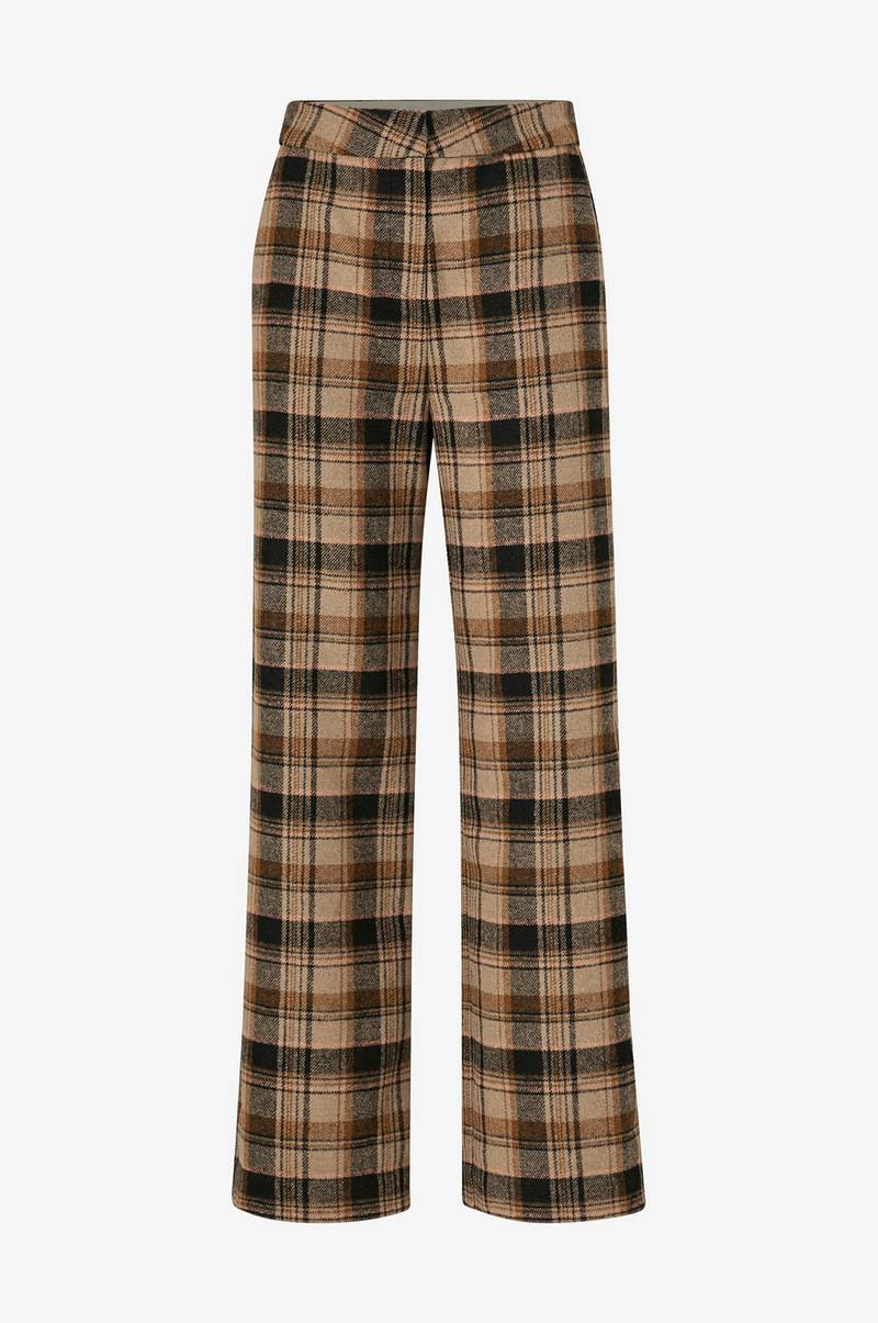 Byxor Indie Check Pants