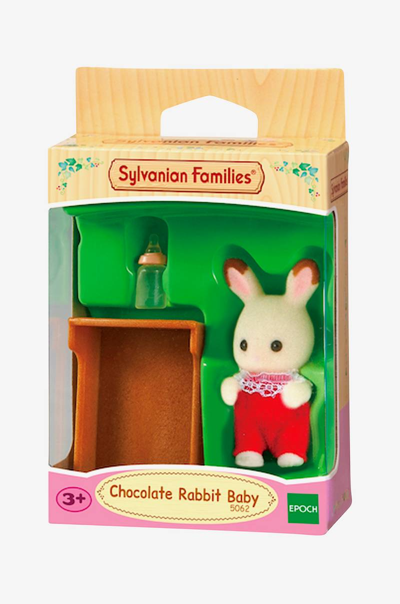 Chocolate Rabbit Baby