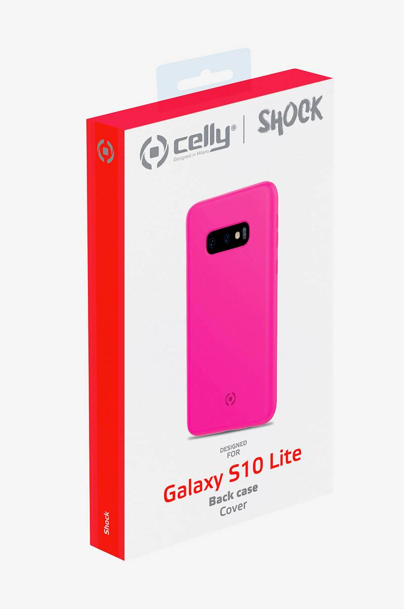 Shock Cover Galaxy S10e Roosa