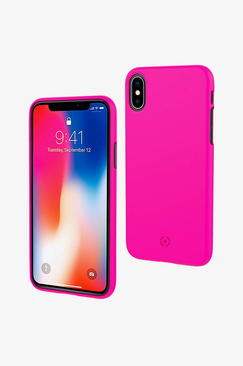 Shock Cover iPhone X/Xs Rosa