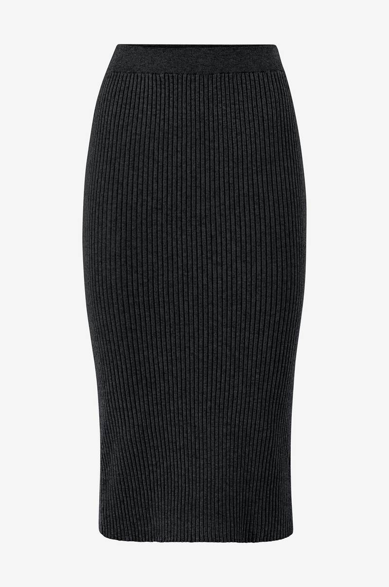 Skjørt viOliv Knit 7/8 Pencil Skirt
