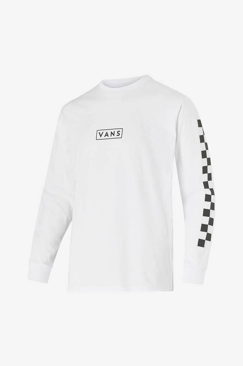 T-shirt Easy Box Checker LS