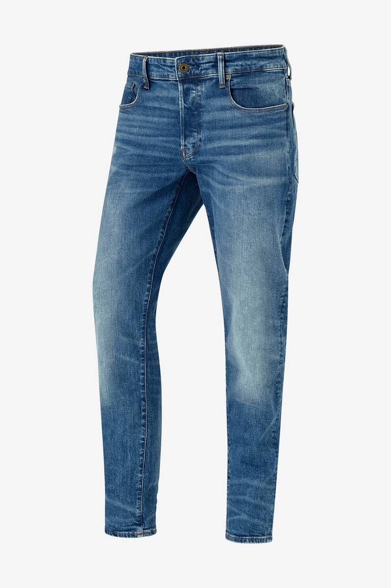 Jeans 3301 Straight Tapered