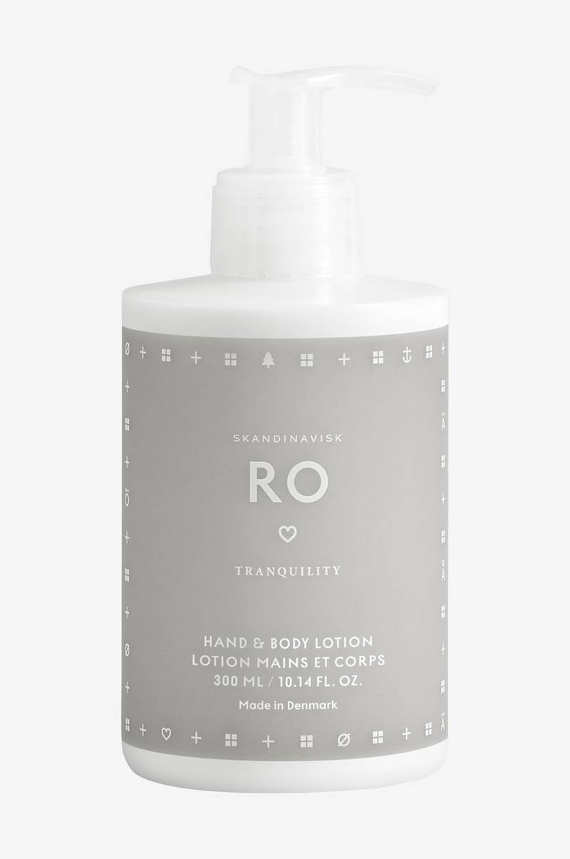 Hand & Body Lotion Ro