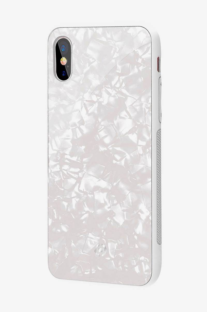 Pearl cover iPhone X Vi