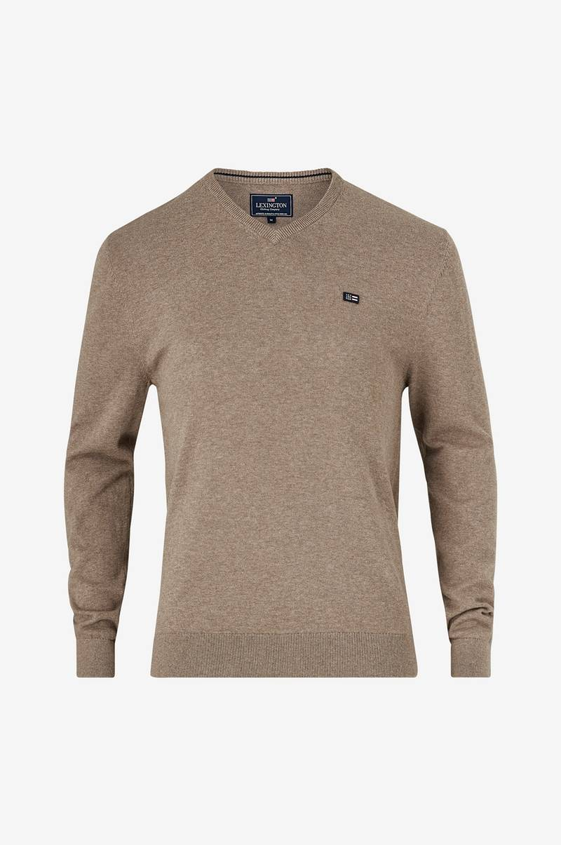 Tröja Allen V-Neck Sweater