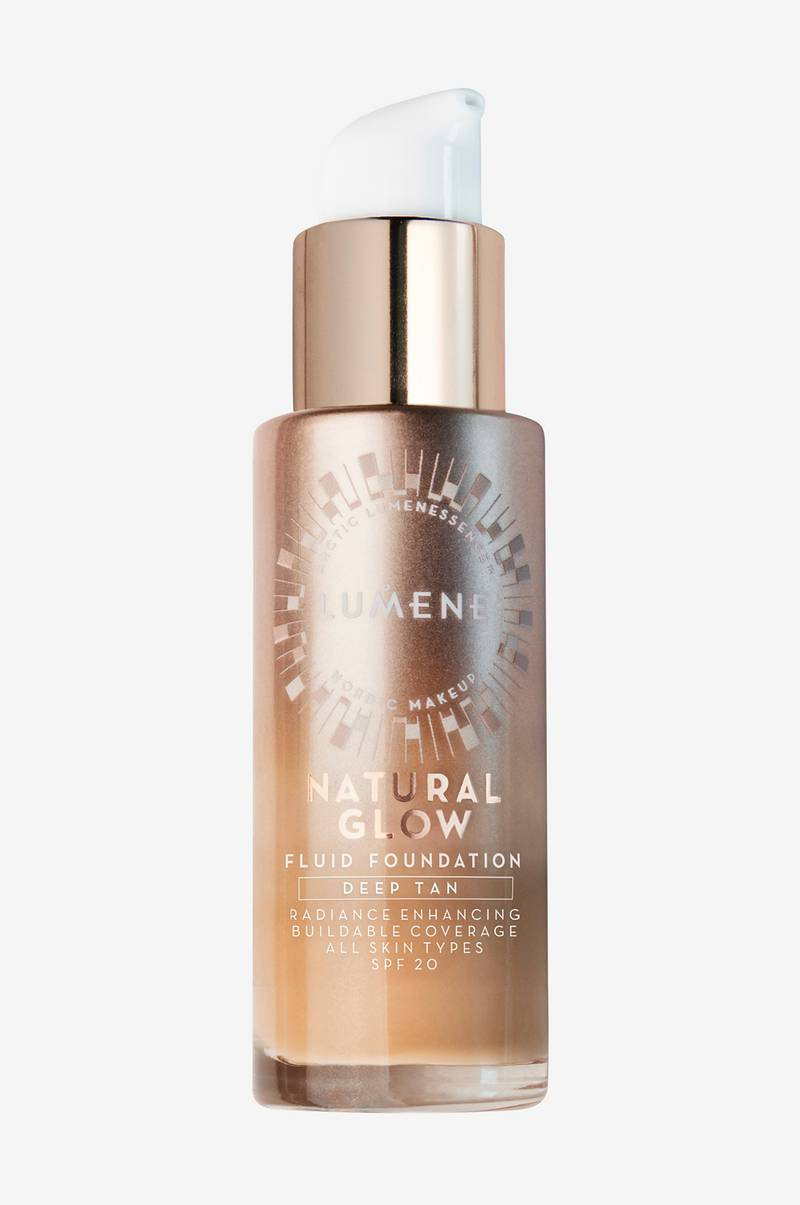 Natural Glow Fluid Foundation 30 ml