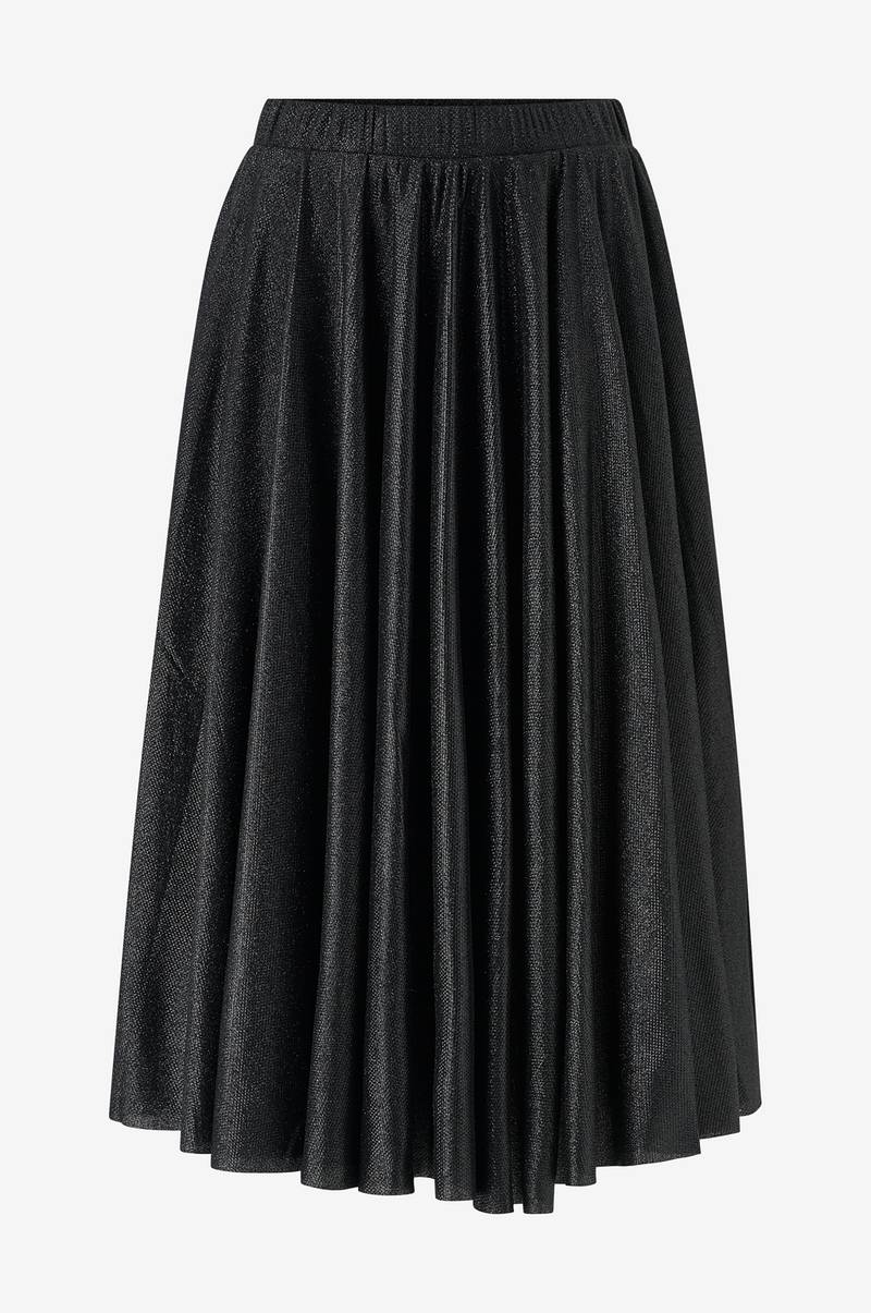 Nederdel viLena New Midi Skirt