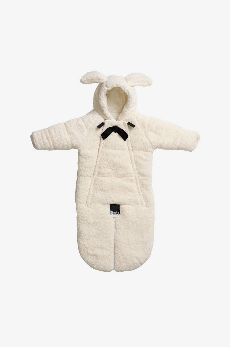 Baby Overall Shearling 6-12 md