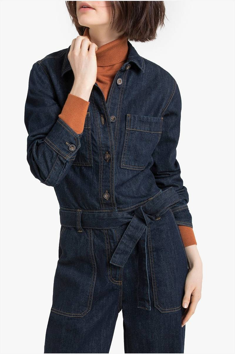 Jumpsuit i denim