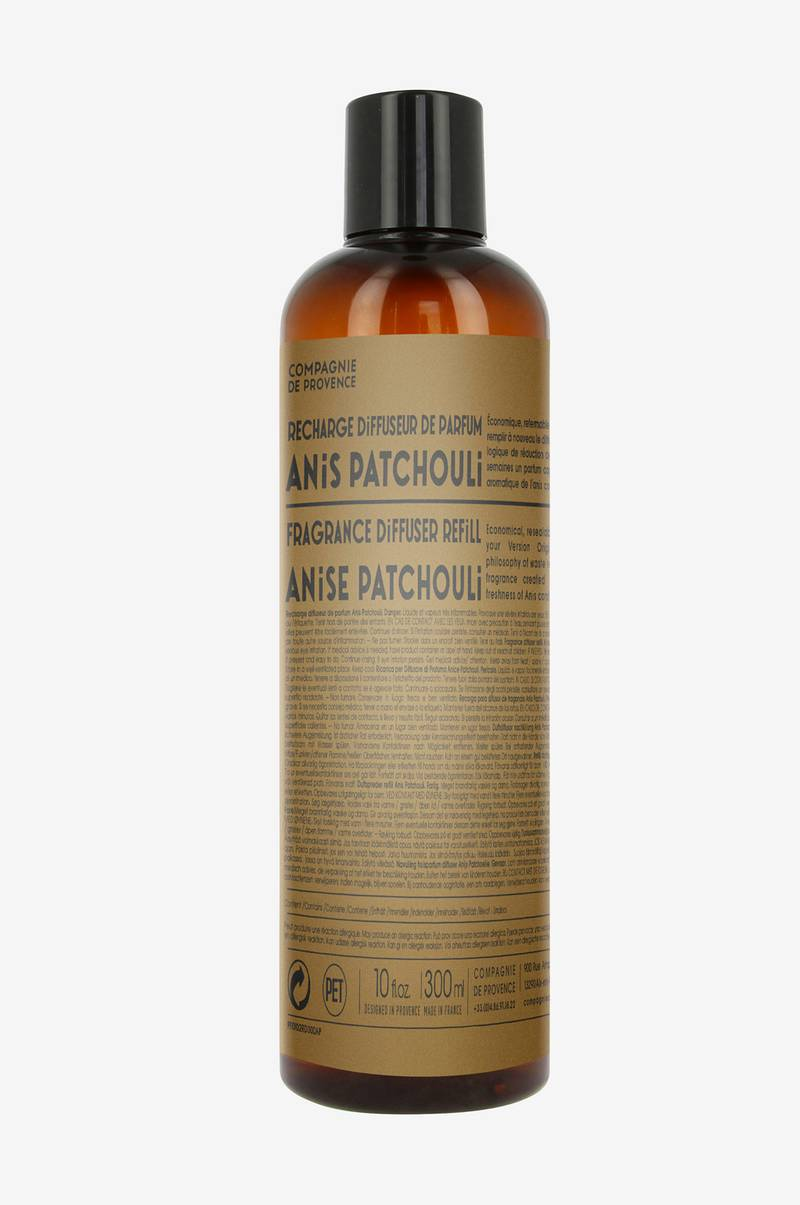 Fragrance Diffuser Refill Anis Patchouli