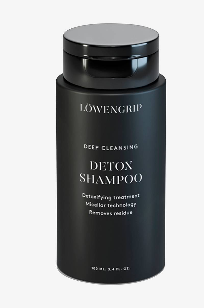 Deep Cleansing - Detox Shampoo 100 ml