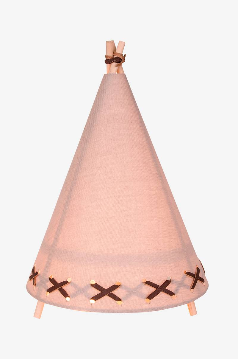 Bordlampe Tipi