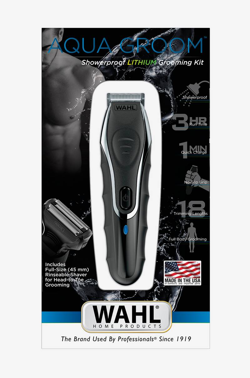 Aqua Groom Showerproof Trimmer