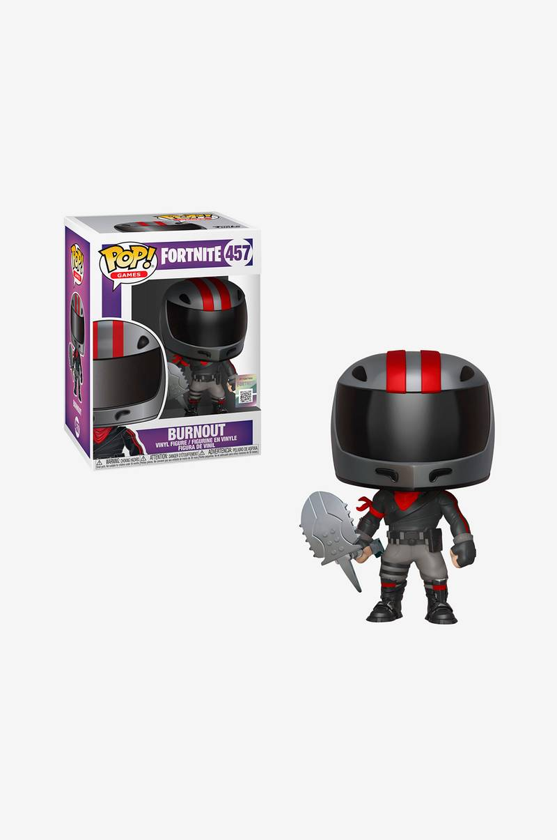 POP VINYL Fortnite S2 Burnout