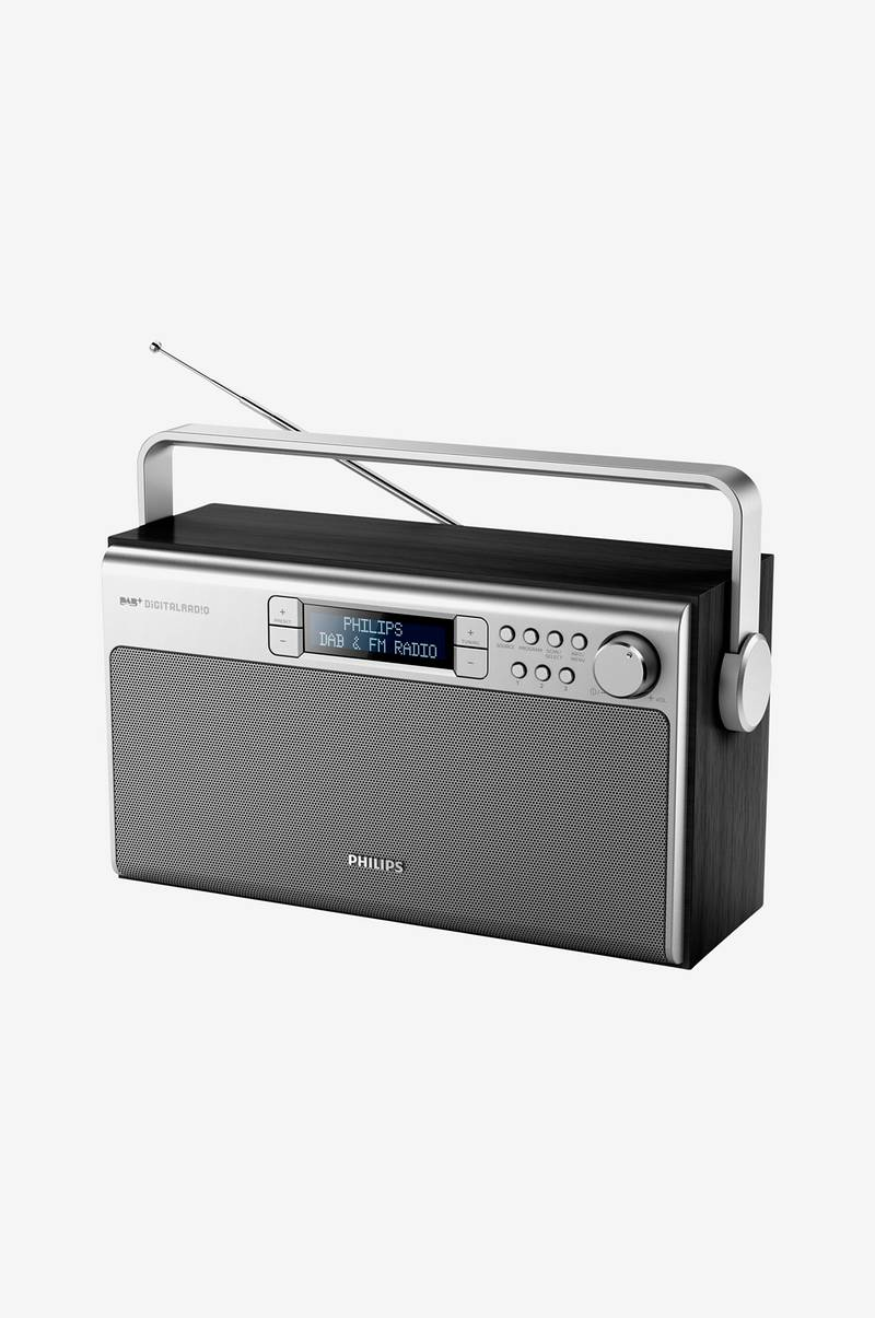 FM/DAB+ Digital portabel radio AE5220B/12