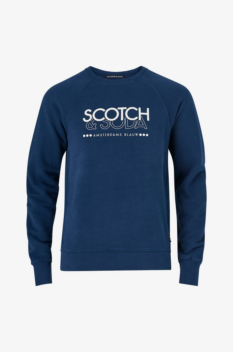 Sweatshirt Signature Scotch & Soda