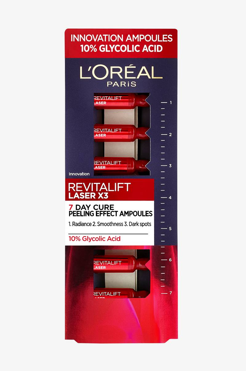 Revitalift Laser x 3 Ampoules 7 ml