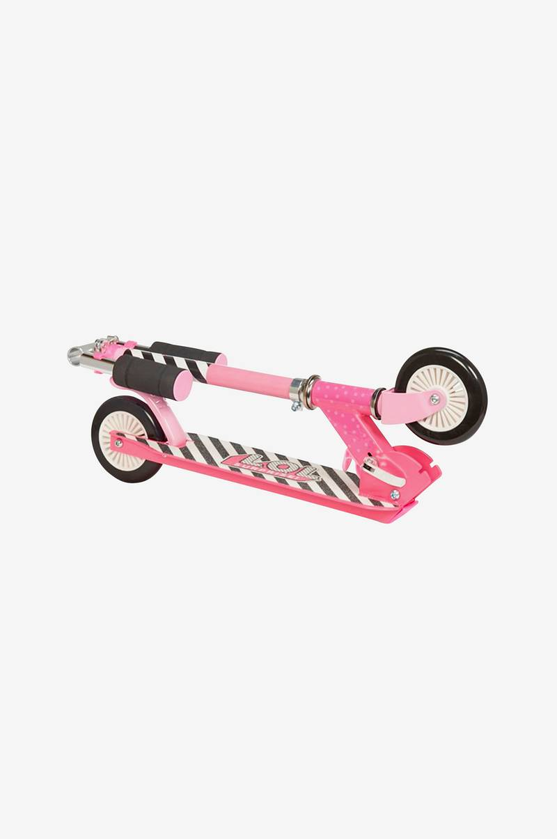 Surprise Folding Kick Scooter