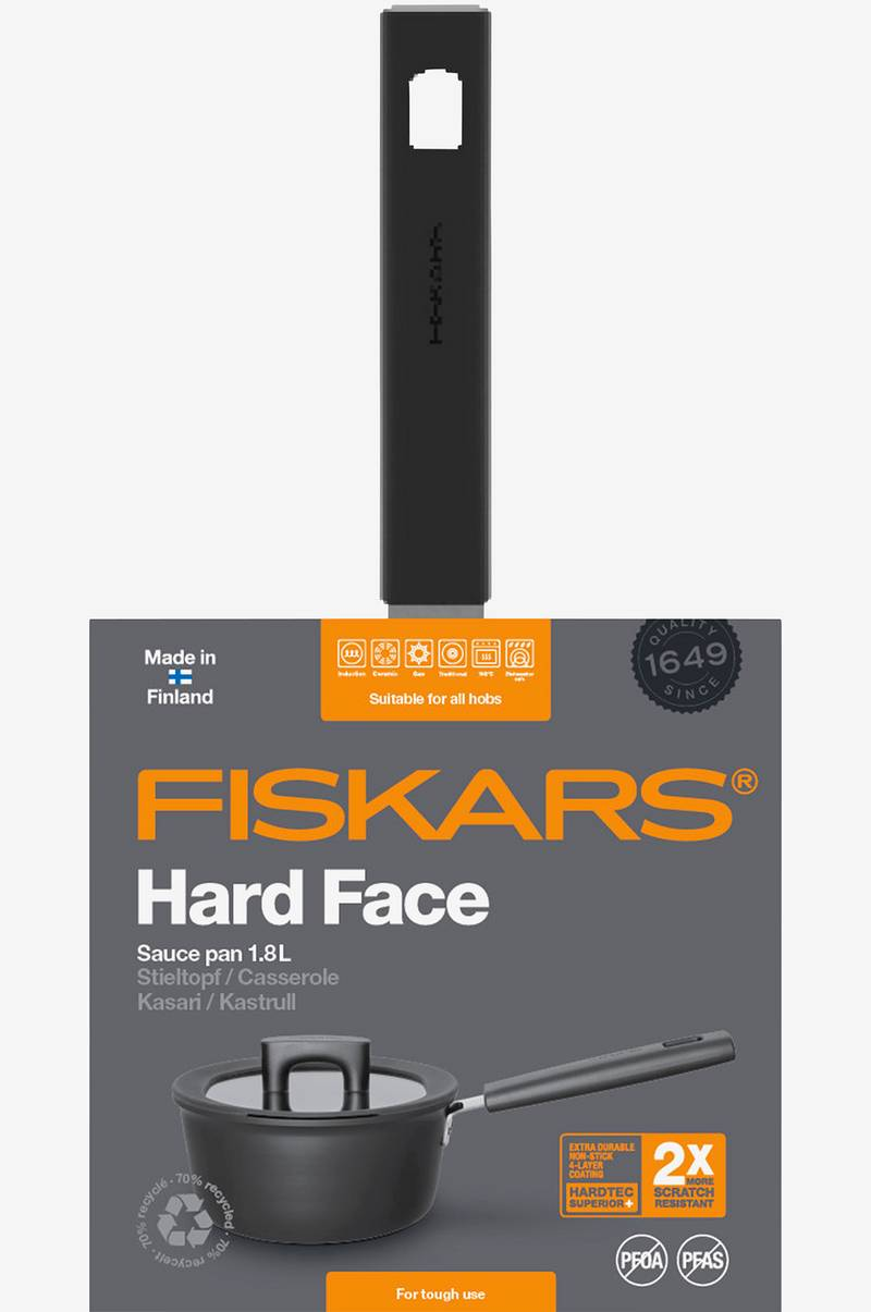 Hard Face Kattila